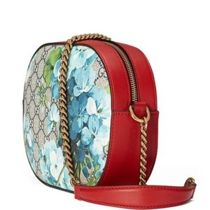 NEW Gucci GG Blooms Chain Bag